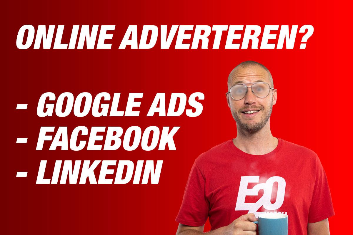 advertising socials