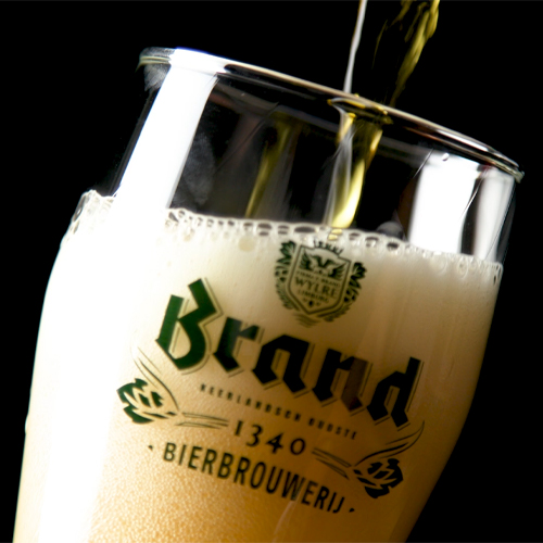 Productvideo Brand Bier