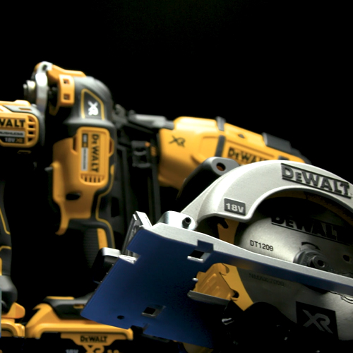 Productvideo DeWALT