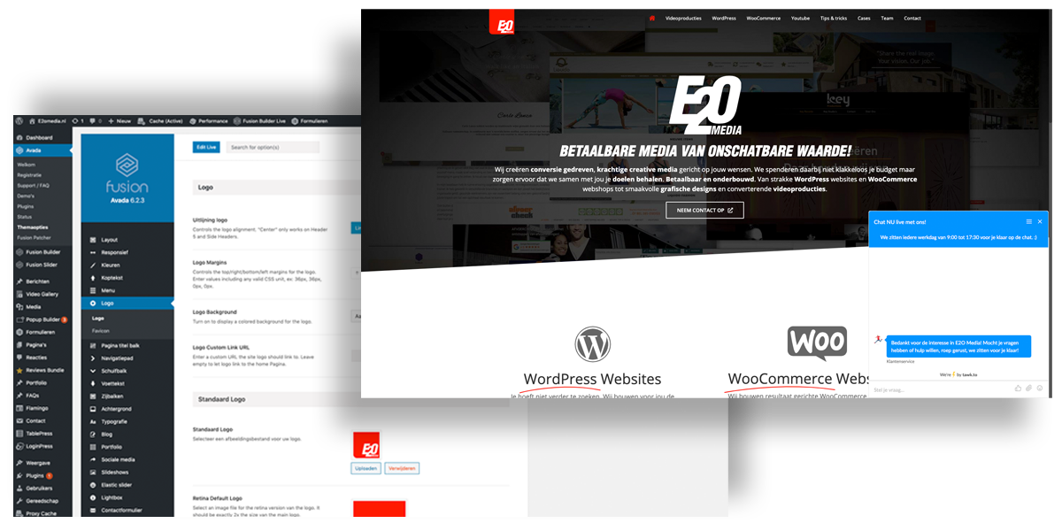 WordPress websites Franeker